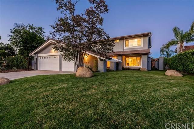 6 Silver Spur Lane, Bell Canyon, CA 91307 (#SR20149390) :: Randy Plaice and Associates