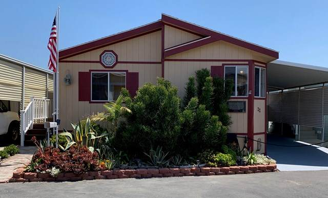10685 Blackburn Road #22, Ventura, CA 93004 (#220007955) :: HomeBased Realty