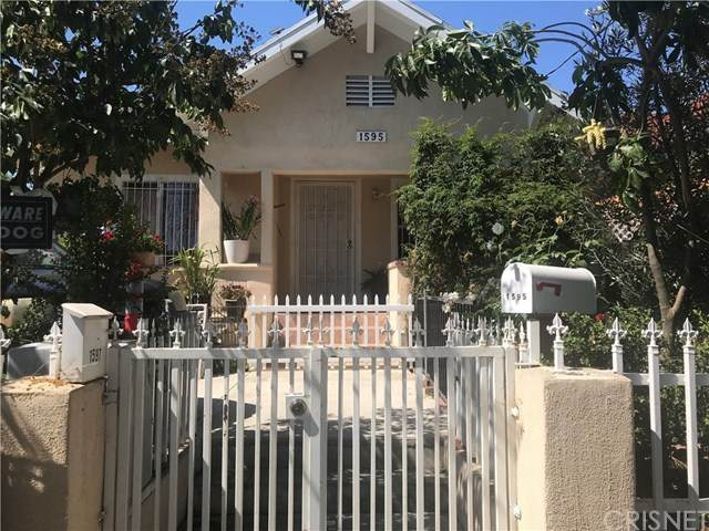 1595 W 35th Place, Los Angeles, CA 90018 (#SR20150549) :: Randy Plaice and Associates