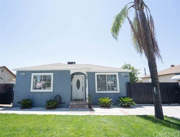 9765 Vena Avenue, Arleta, CA 91331 (#SR20150793) :: Compass