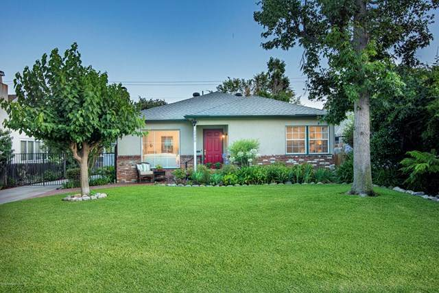 2320 E Mountain Street, Pasadena, CA 91104 (#820002960) :: Randy Plaice and Associates