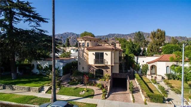 1407 5th Street #102, Glendale, CA 91201 (#320002440) :: Randy Plaice and Associates