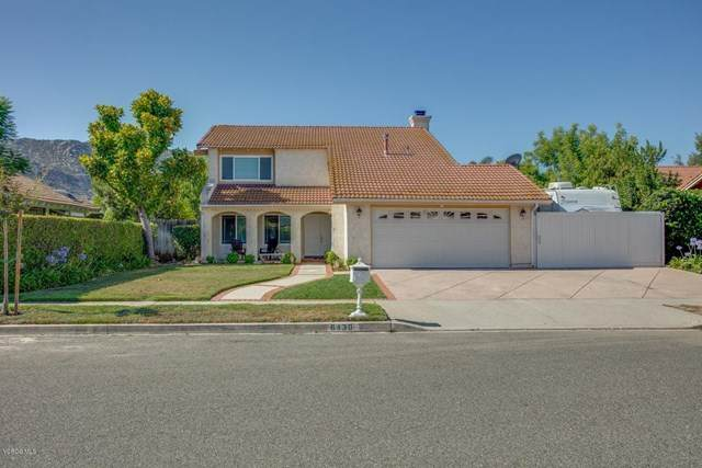 6430 Danette Street, Simi Valley, CA 93063 (#220008035) :: TruLine Realty
