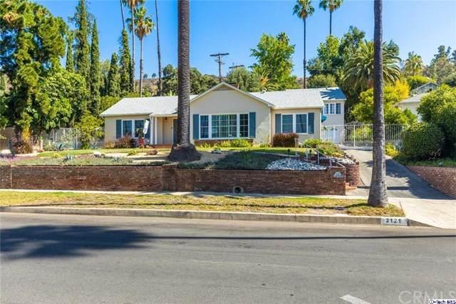 2121 Hill Drive, Los Angeles, CA 90041 (#320002634) :: SG Associates