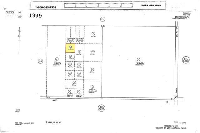 77 W Avenue C-10, Antelope Acres, CA 93536 (#SR20150949) :: Randy Plaice and Associates
