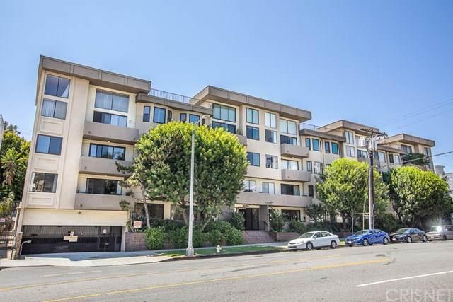 1557 S Beverly Glen Boulevard #109, Los Angeles, CA 90024 (#SR20142499) :: Randy Plaice and Associates