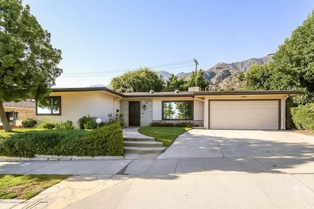 3705 Alder Lane, Pasadena, CA 91107 (#820002996) :: Randy Plaice and Associates