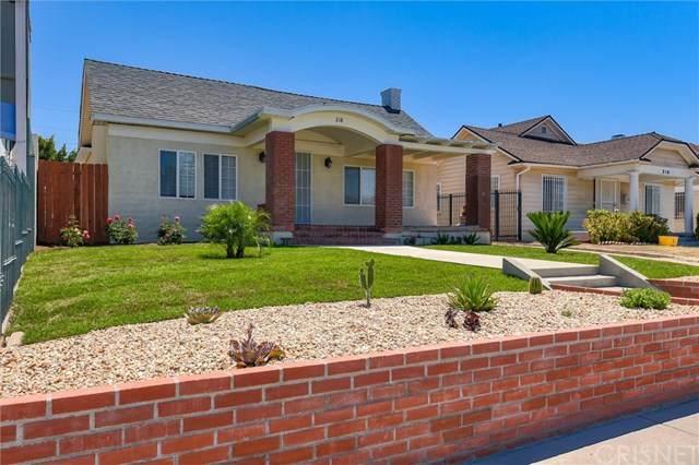 218 N Serrano Avenue, Los Angeles, CA 90004 (#SR20153057) :: Randy Plaice and Associates