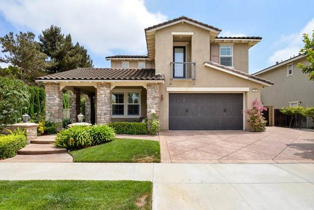 310 Spring Park Road, Camarillo, CA 93012 (#220008110) :: SG Associates