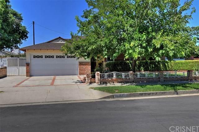 15911 Blackhawk Street, Granada Hills, CA 91344 (#SR20153012) :: TruLine Realty