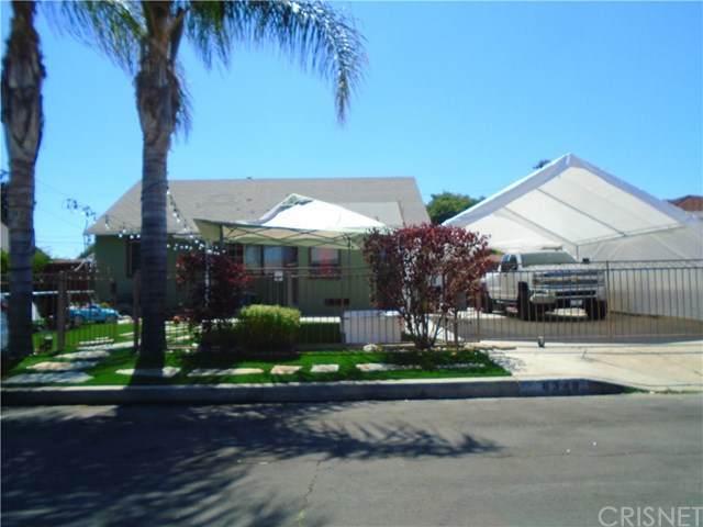 6349 Peach Avenue, Van Nuys, CA 91411 (#SR20153493) :: TruLine Realty