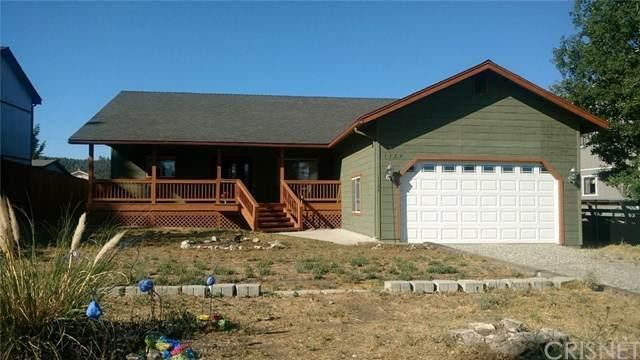 1124 Coldwater Drive, Frazier Park, CA 93225 (#SR20150507) :: Randy Plaice and Associates