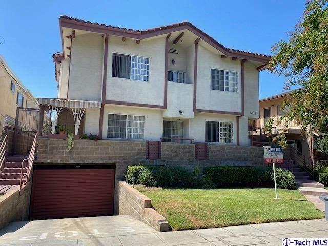 522 E Maple Street #4, Glendale, CA 91205 (#320002655) :: TruLine Realty
