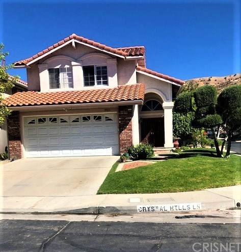 19921 Crystal Hills Lane, Porter Ranch, CA 91326 (#SR20153671) :: Randy Plaice and Associates