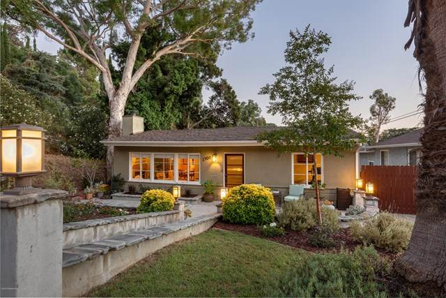 1900 Hill Drive, South Pasadena, CA 91030 (#820003019) :: Randy Plaice and Associates