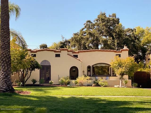 1660 Casa Grande Street, Pasadena, CA 91104 (#820003026) :: Randy Plaice and Associates