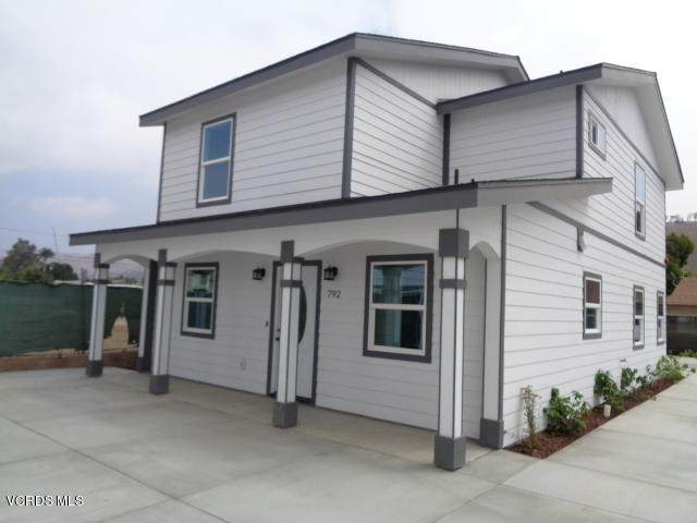 790 N Olive Street, Ventura, CA 93001 (#V0-220008182) :: The Grillo Group