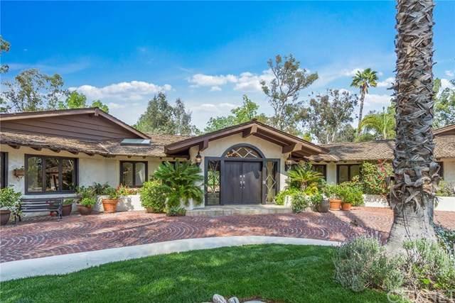 23847 Long Valley Road, Hidden Hills, CA 91302 (#SR20154634) :: Randy Plaice and Associates
