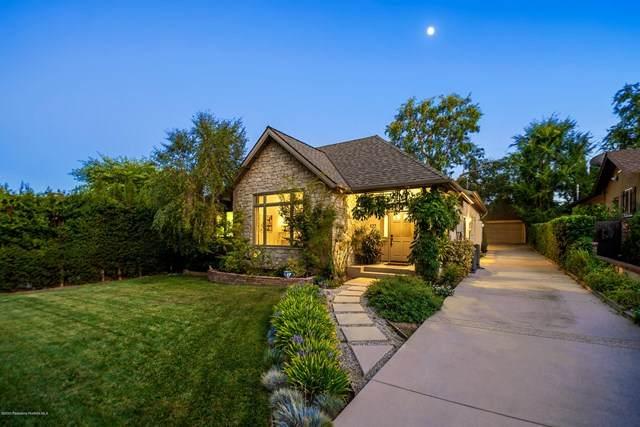 122 Arlington Drive, Pasadena, CA 91105 (#820003038) :: Randy Plaice and Associates