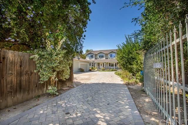 17805 Erwin Street, Encino, CA 91316 (#SR20152971) :: Randy Plaice and Associates
