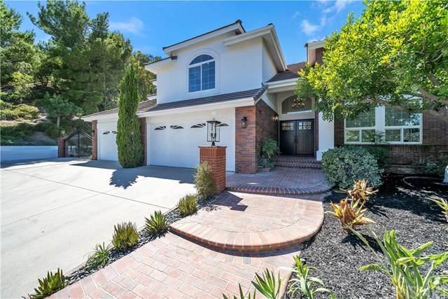 18037 Gauguin Lane, Granada Hills, CA 91344 (#SR20154789) :: TruLine Realty