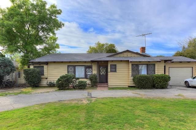 9215 Langdon Avenue, North Hills, CA 91343 (#V0-220008203) :: SG Associates