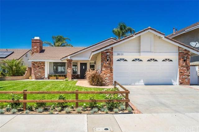 28131 Florence Lane, Canyon Country, CA 91351 (#SR20154914) :: Randy Plaice and Associates