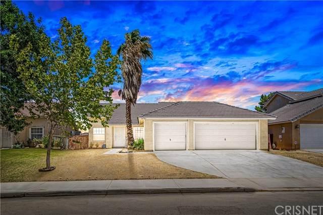 2701 Cold Creek Avenue, Rosamond, CA 93560 (#SR20154962) :: SG Associates