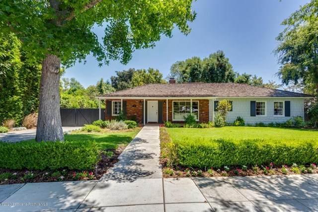 340 Glen Summer Road, Pasadena, CA 91105 (#820003043) :: Randy Plaice and Associates
