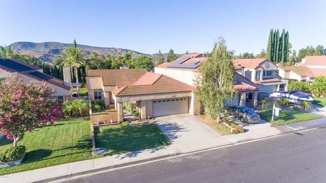 15346 E Benwood Drive, Moorpark, CA 93021 (#220008229) :: Randy Plaice and Associates