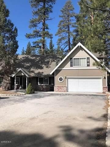 170 Scandia Road, Big Bear, CA 92315 (#220008240) :: SG Associates