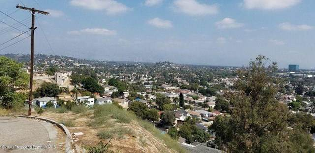 2808 Adkins Avenue, Los Angeles, CA 90032 (#820003067) :: Randy Plaice and Associates