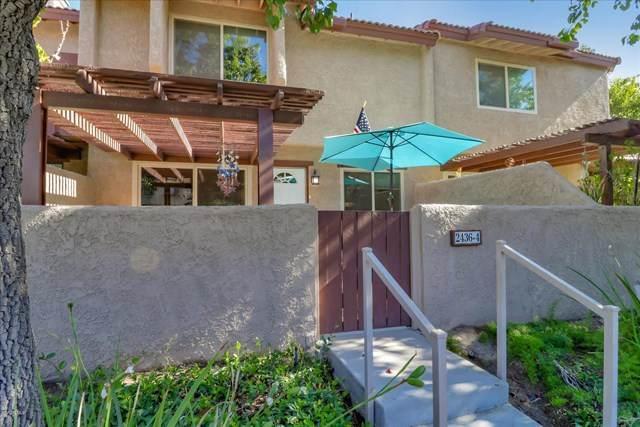 2436 Chandler Avenue #4, Simi Valley, CA 93065 (#220008251) :: Randy Plaice and Associates