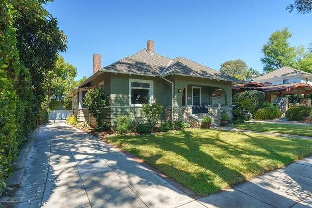 621 Meridian Avenue, South Pasadena, CA 91030 (#820003073) :: Randy Plaice and Associates