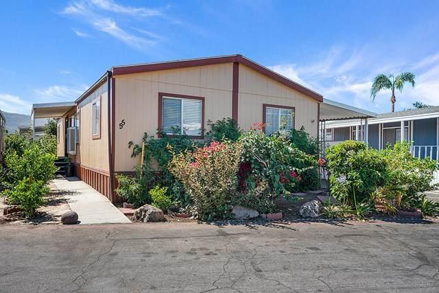 15433 Telegraph Road #55, Santa Paula, CA 93060 (#V0-220008267) :: Compass