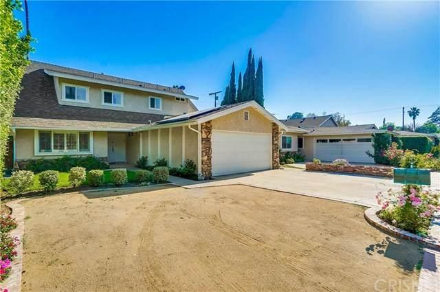13442 Sunnyview Lane, Valley Glen, CA 91401 (#SR20156315) :: Randy Plaice and Associates