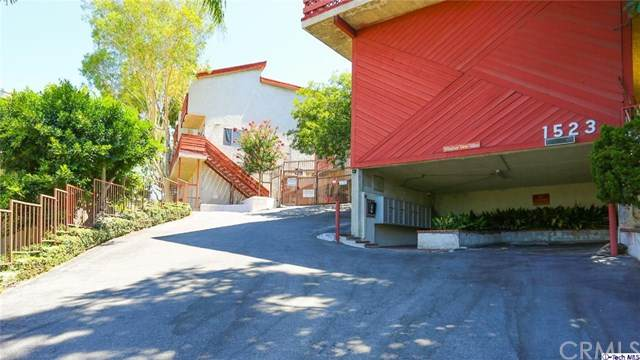 1523 E Windsor Road 205A, Glendale, CA 91205 (#320002693) :: Randy Plaice and Associates