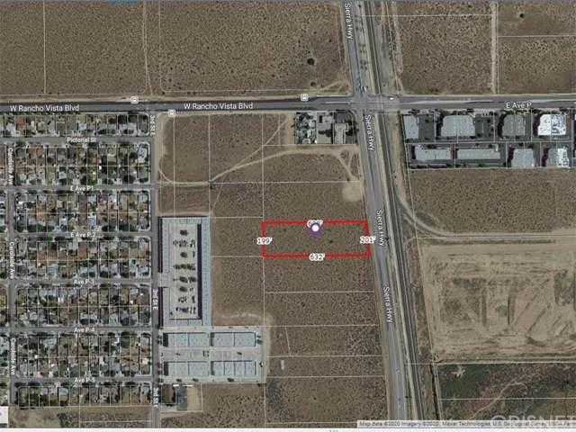 0 On Sierra Hwy And Avenue P-2, Palmdale, CA 93550 (#SR20156373) :: SG Associates