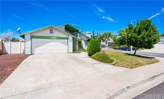 37247 Crescent Court, Palmdale, CA 93550 (#SR20156494) :: SG Associates