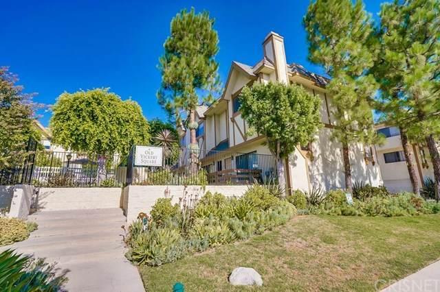 6846 Hatillo Avenue F, Winnetka, CA 91306 (#SR20156498) :: Randy Plaice and Associates