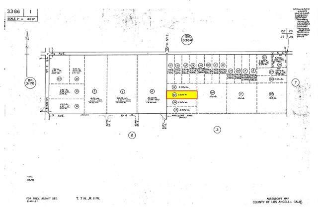 55 E Avenue K-4, Lancaster, CA 93535 (#SR20155299) :: SG Associates