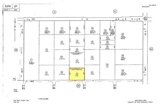 87 E Avenue J-4, Lancaster, CA 93535 (#SR20155237) :: TruLine Realty