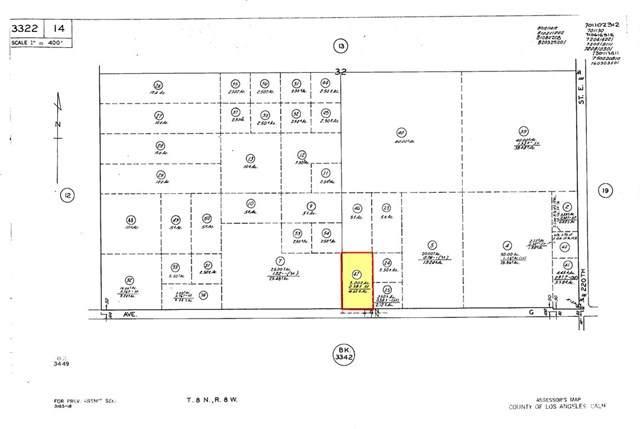 215 E Avenue G (Corner), Lancaster, CA 93535 (#SR20155157) :: SG Associates