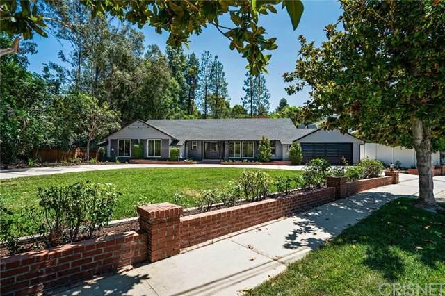 16645 Bosque Drive, Encino, CA 91436 (#SR20145949) :: TruLine Realty