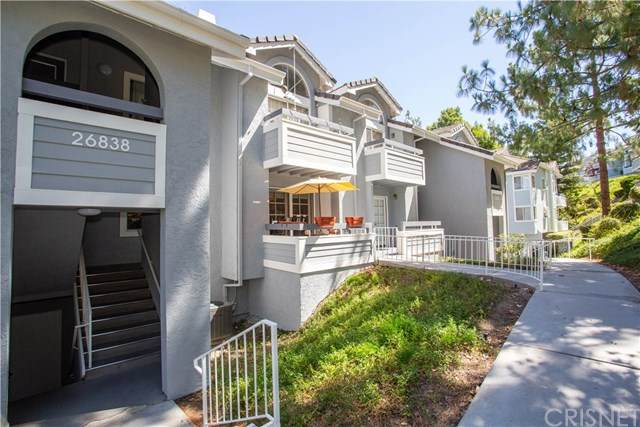 26838 Claudette Street #222, Canyon Country, CA 91351 (#SR20156500) :: Randy Plaice and Associates