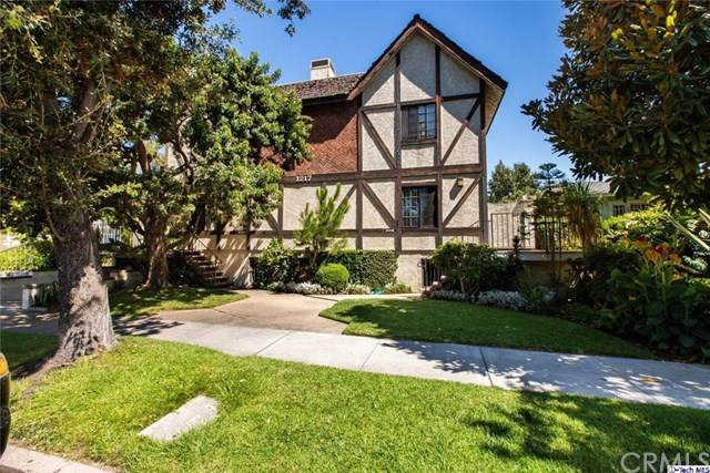 1217 E Lexington Drive #5, Glendale, CA 91206 (#320002684) :: Randy Plaice and Associates