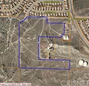 0 Vac/Tierra Subida/Ave Q8, Palmdale, CA 93550 (#SR20156857) :: SG Associates