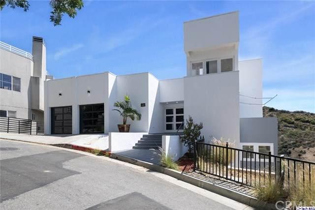 1652 Gladys Drive, Glendale, CA 91206 (#320002602) :: Randy Plaice and Associates