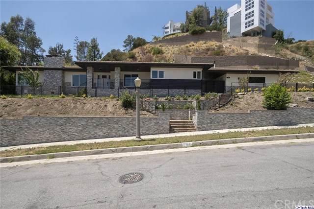 749 Glenmore, Glendale, CA 91206 (#320002604) :: Randy Plaice and Associates