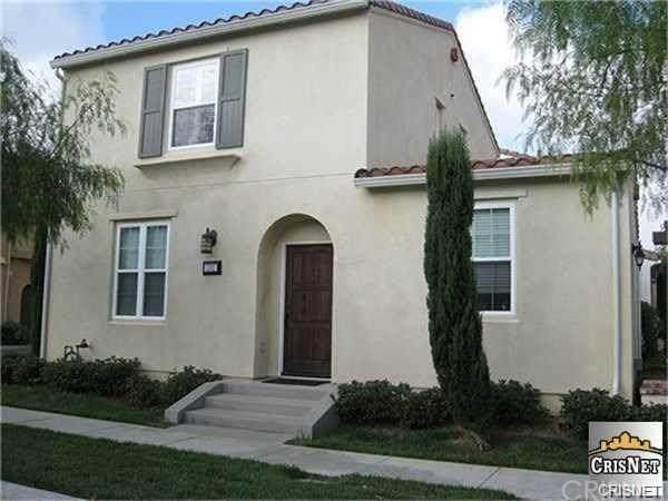 11511 Bargello Way, Porter Ranch, CA 91326 (#SR20157133) :: The Suarez Team